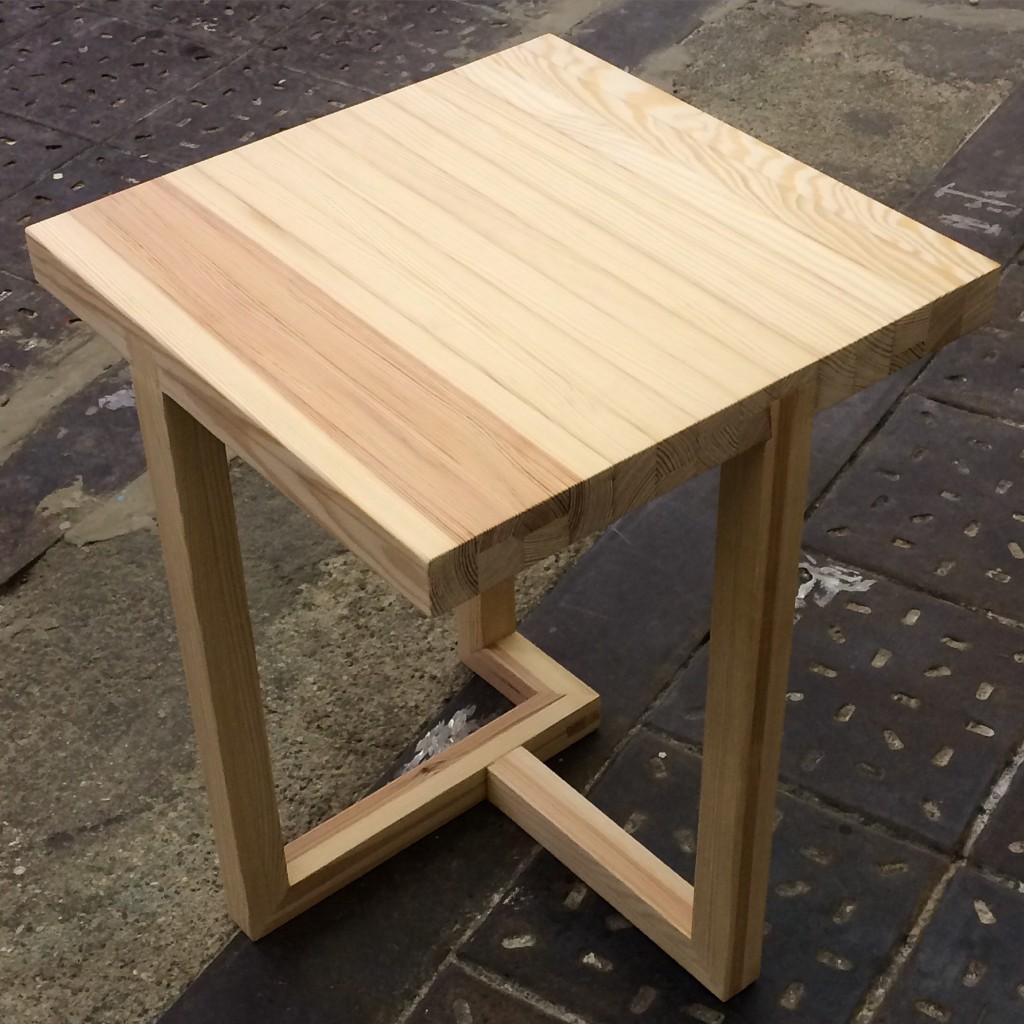 Tisch Vollansicht